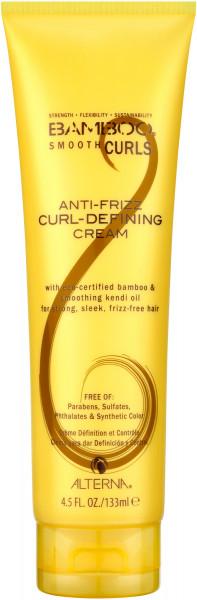 ALTERNA Bamboo Smooth Curls Anti-Frizz Curl Defining Creme 133 ml